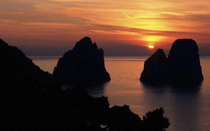 Hotel weber ambassador capri l 39 albergo sulla spiaggia for Acque pure italia recensioni